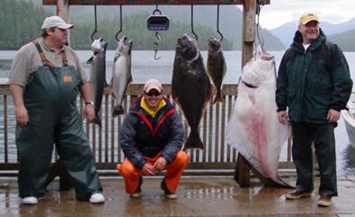 big fish alaska