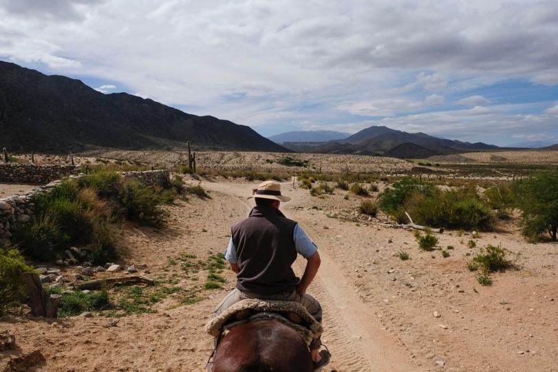 Riding Across the Calchaquí Valley